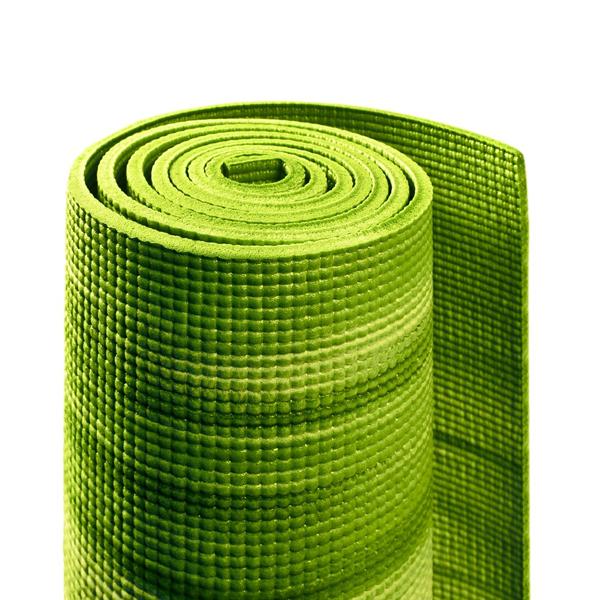 """Коврик для йоги """"ганг"""" (зеленый) от DeoShop.ru"""