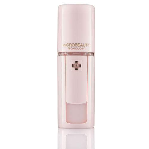 Увлажнитель для кожи microbeauty technology (розовый) от DeoShop.ru