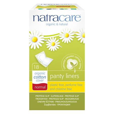 Прокладки на каждый день в индивидуальной упаковке natracare 782126003126