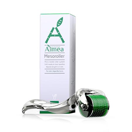 Устройство-мезороллер для омоложения кожи лица и тела almea (Almea)