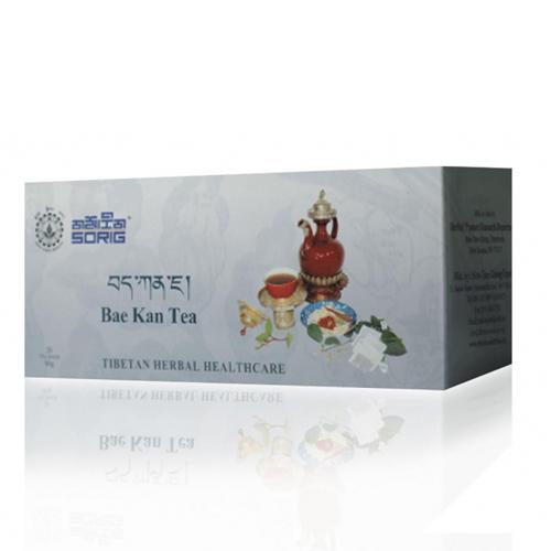 Sorig баланс воды                                                            смесь растений для приготовления травяного чая (настоя) bae kan tea от DeoShop.ru