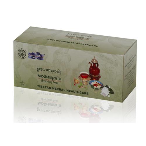 Sorig баланс энергий смесь растений для приготовления травяного чая (настоя)  raab-ga-yangzin tea / every day tea от DeoShop.ru