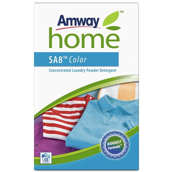 Sa8 порошок для стирки цветных тканей amway amway 100g