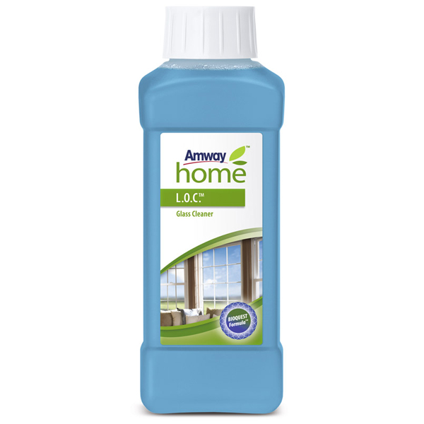 L.o.c. жидкость для мытья стекол amway amway 100g
