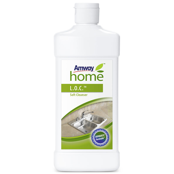 L.o.c. мягкое чистящее средство amway чистящее средство для нержавеющей стали top house 391480