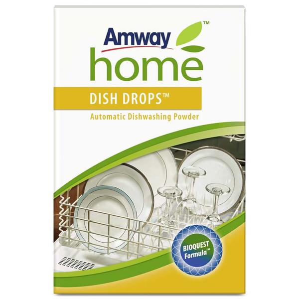Dish drops порошок для автоматических посудомоечных машин amway amway 100g