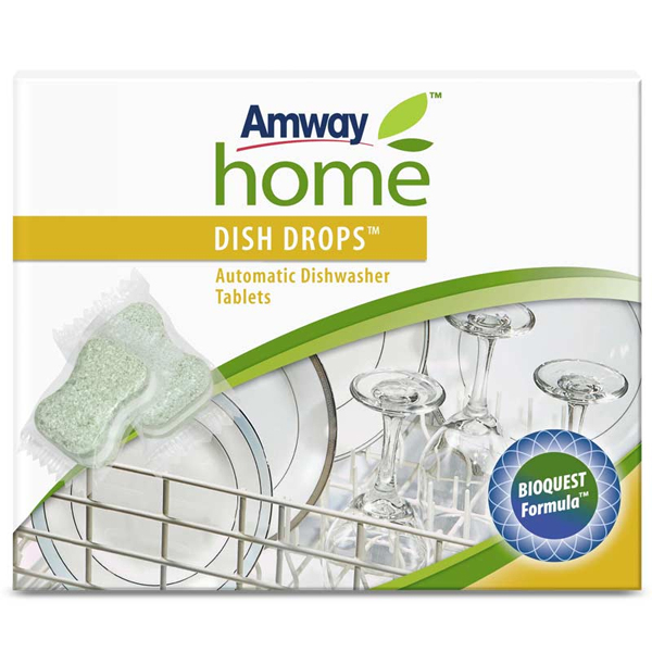 Dish drops таблетки для посудомоечных машин amway