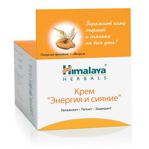 Дневной крем «энергия и сияние» himalaya herbals H51414