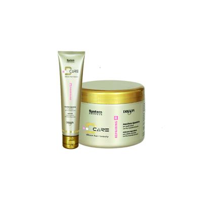 Восстанавливающая маска для окрашенных волос dikson (DIKSON)