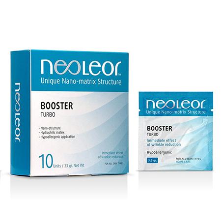Маска для восстановления структуры лица neoleor booster turbo (NeoLeor)