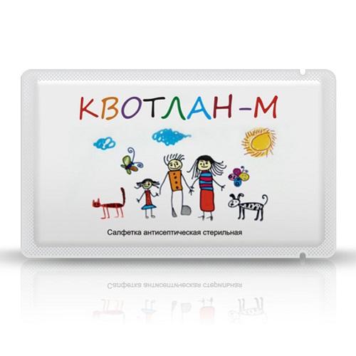 Салфетка «квотлан-м» детская квотлан (Квотлан)