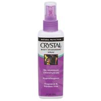 Дезодорант-спрей для тела tm crystal crystal дезодорант crystal stick for men для мужчин 120 г