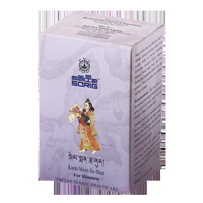 Sorig природная стройность                                    смесь растений для приготовления травяного чая (настоя) kaem-meen-da-shum от DeoShop.ru