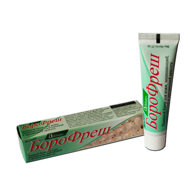 Травяной крем жасмин борофреш (БороФреш)