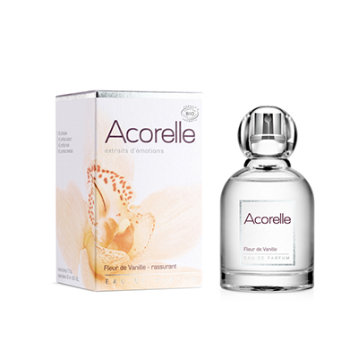 """Парфюмерная вода с эфирными маслами """"цветок ванили"""" acorelle от DeoShop.ru"""