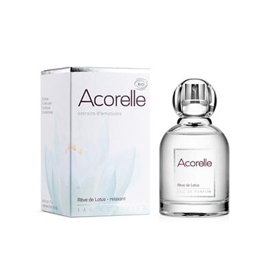 """Парфюмерная вода с эфирными маслами """"жемчужина лотоса"""" acorelle от DeoShop.ru"""