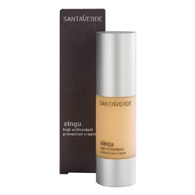 Крем антивозрастной для лица xingu antioxidant santaverde (Santaverde)