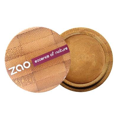 Тени для век кремообразные 254 (золотистая бронза) zao (ZAO)