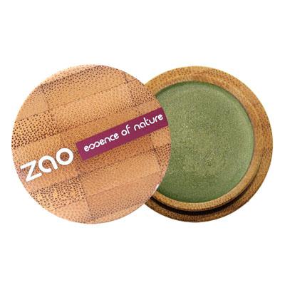 Тени для век кремообразные 252 (зеленый бамбук) zao (ZAO)