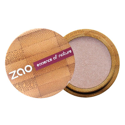 Тени для век матовые 204 (благородный розовый) zao