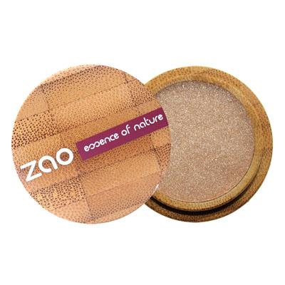Тени для век перламутровые 105 (золотой песок) zao