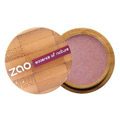 Тени для век перламутровые 103 (темно-розовый жемчуг) zao  недорого