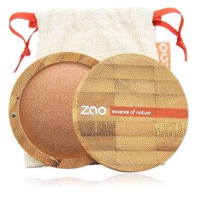 Пудра-бронзат 341 (золотистая медь) zao (ZAO)