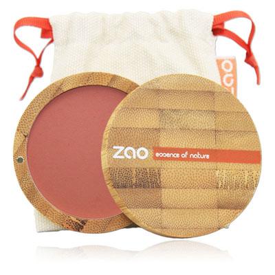 Румяна компактные 322 (розово-коричневый) zao (ZAO)