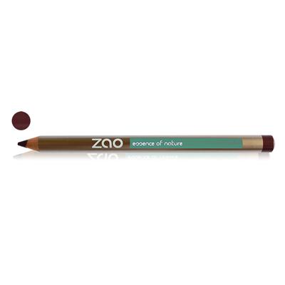 Карандаш для глаз, бровей, губ 611 (пурпурный) zao