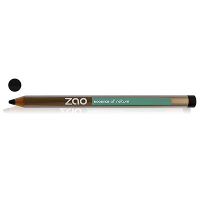 Карандаш для глаз, бровей, губ 601 (черный) zao