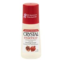 Минеральный роликовый дезодорант с ароматом граната tm crystal роликовый дезодорант с ароматом ванили essence tm crystal