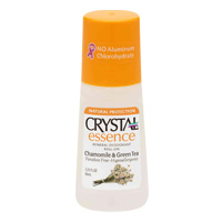 Роликовый дезодорант с ароматом ромашки и зеленого чая tm crystal (TM Crystal)