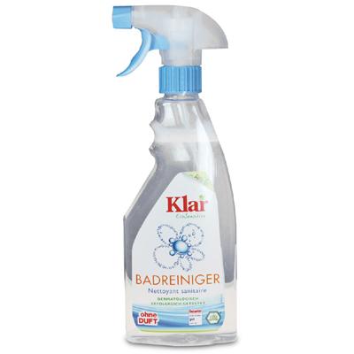 Чистящее средство для ванной комнаты гипоаллергенное (0,5 л) klar