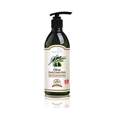 Крем-молочко для тела солнечные оливки тианде (ТианДе)