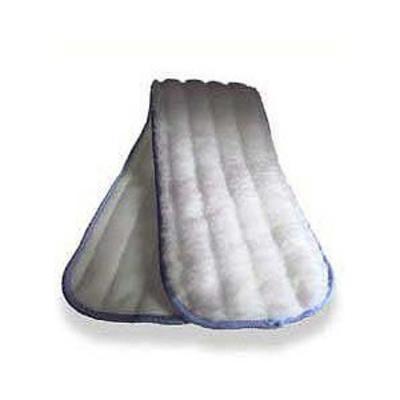 Насадка для сухой уборки малая к швабре профессиональной малой прима бытовой белый кот (Белый Кот)