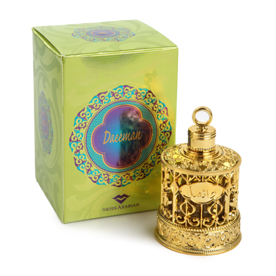 Концентрированные масляные духи daeeman / даиман (Swiss Arabian Perfumes Group)