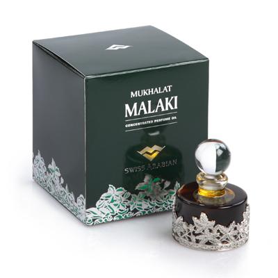Концентрированные масляные духи mukhalat malaki / мухаллат малаки (Swiss Arabian Perfumes Group)