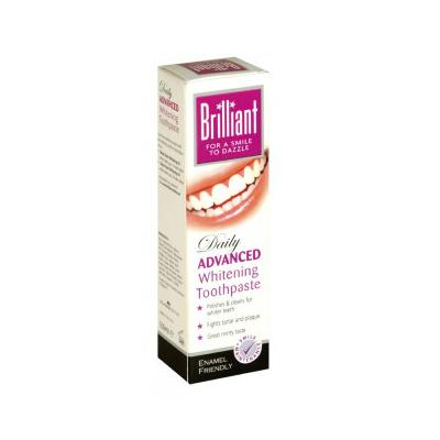 """Отбеливающая зубная паста """"brilliant"""""""