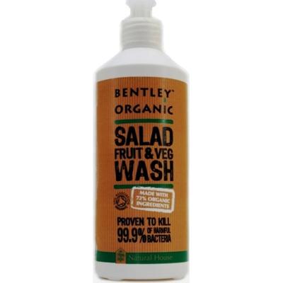 Жидкость для мытья овощей и фруктов  bentley organic