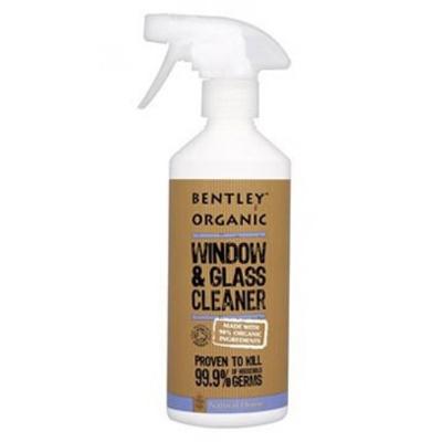 Очиститель стеклянных поверхностей bentley organic