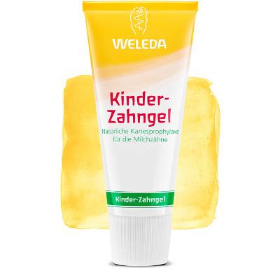Детская зубная паста-гель weleda (Weleda)