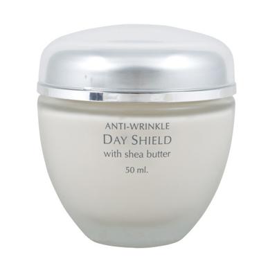 Защитный дневной крем против морщин spf 29 с маслом ши fresh look (Fresh Look)