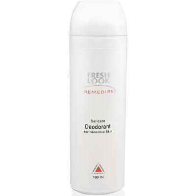 Деликатный дезодорант для сверхчувствительной кожи fresh look ночной крем fresh look