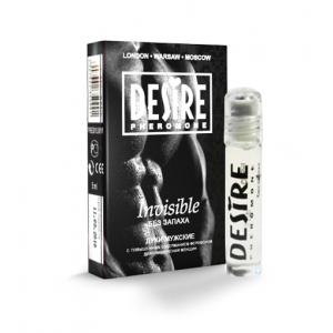Духи с феромонами invisible box для мужчин desire от DeoShop.ru