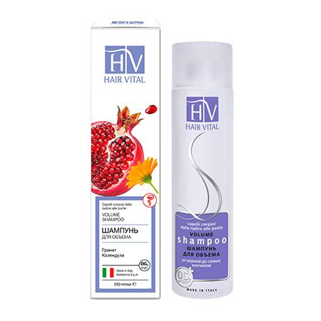 Шампунь для объема hair vital шампунь аргановый нектар hair vital