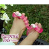 Массажер Pampered Toes VIBRO (Пэмперд Тус вибро)