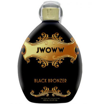 Jwoww black bronzing 20-ти кратный черный бронзатор 400 мл. australian gold (Australian Gold)