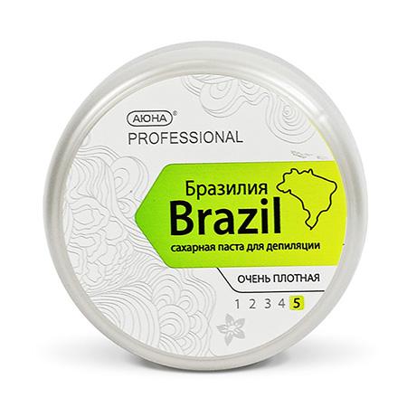 Паста для шугаринга бразилия (очень плотная)  280 г аюна
