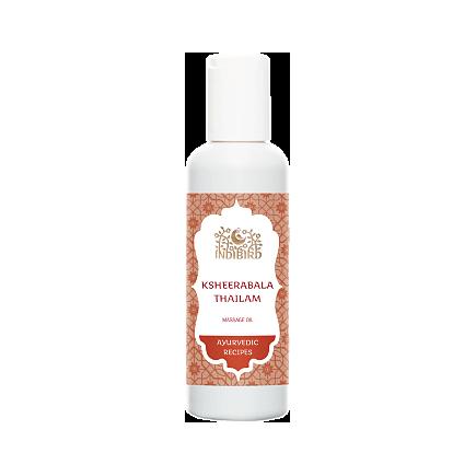 Масло кширабала амрита для массажа (Амрита)