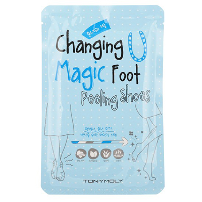 Changing u magic foot �������� ��� ������� ��� tony moly (Tony Moly)